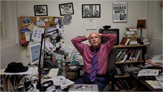 Fredric U. Dicker of the New York Post