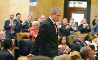 New Mississippi Speaker Philip Gunn
