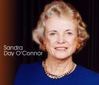 Sandra Day O'Connor blog post